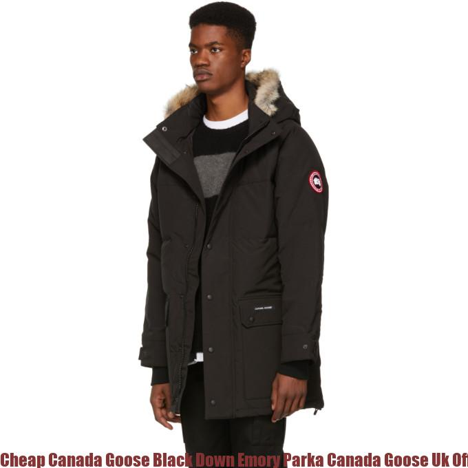 Cheap Canada Goose Black Down Emory Parka Canada Goose Uk Official 2844318 67331c60a698