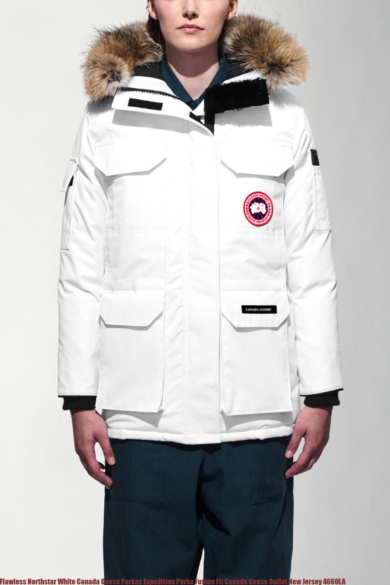 f3013d595fcd Flawless Northstar White Canada Goose Parkas Expedition Parka Fusion Fit Canada  Goose Outlet New Jersey 4660LA – Cheap Canada Goose Sale Jacket